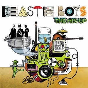 Beastie Boys Mix Up Sticker