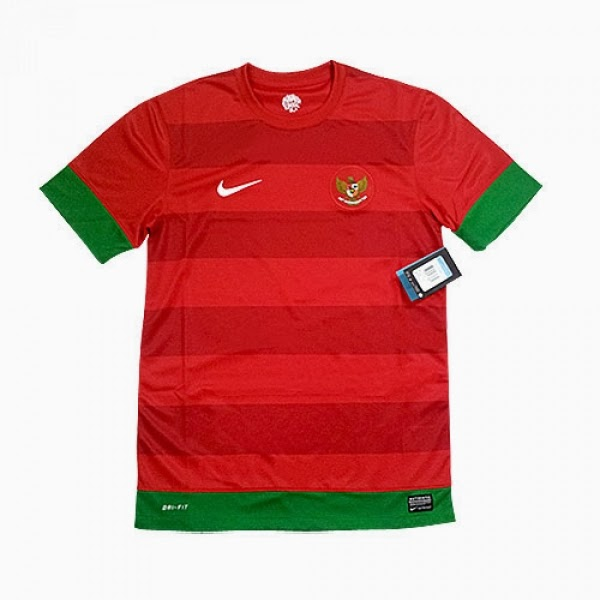 Jersey Indonesia Home 2013