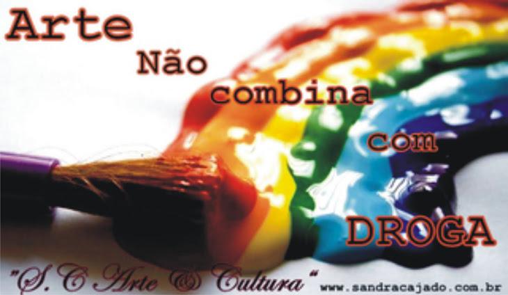 NADA COMBINA COM DROGA - NEM A VIDA