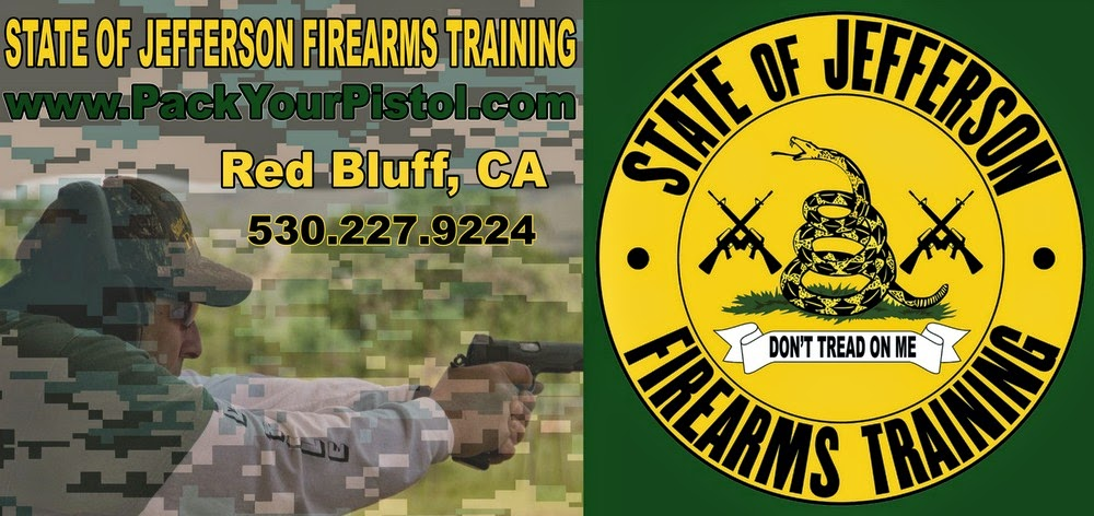 State of Jefferson Firearms Training