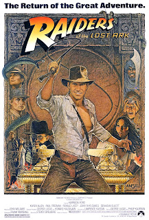 original poster for Raiders of the Lost Ark