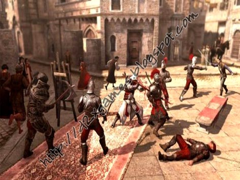 Free Download Games - Assassins Creed Brotherhood