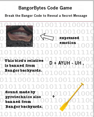 BangorBytes,Code_Game,Thanksgiving