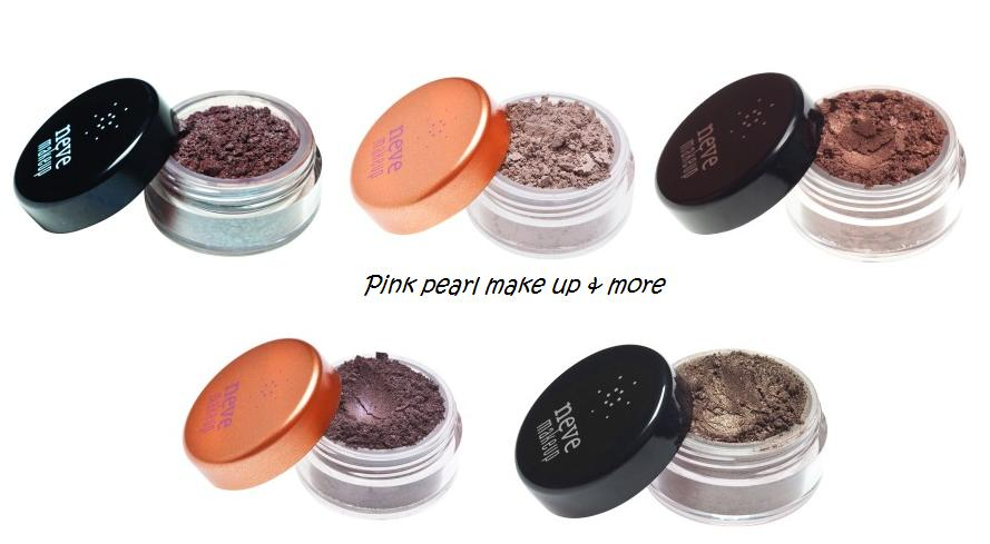 Pink pearl make up more i miei ombretti neve 50 shades of brown - Riflessi in uno specchio scuro ...