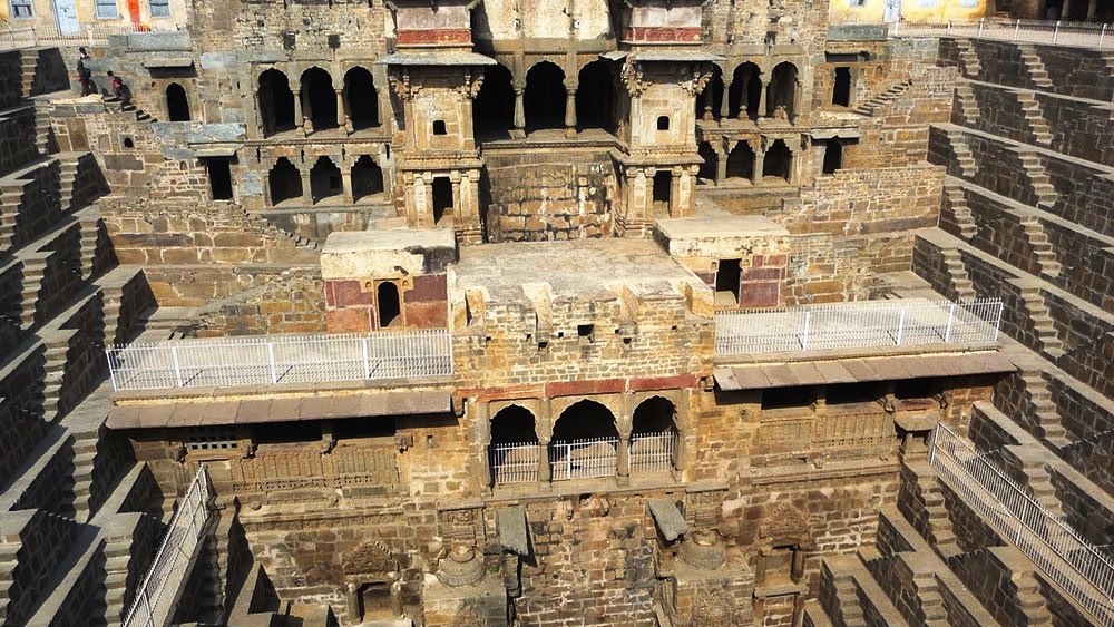 Chand India  City pictures : Chand Baori, India ~ Must See how To
