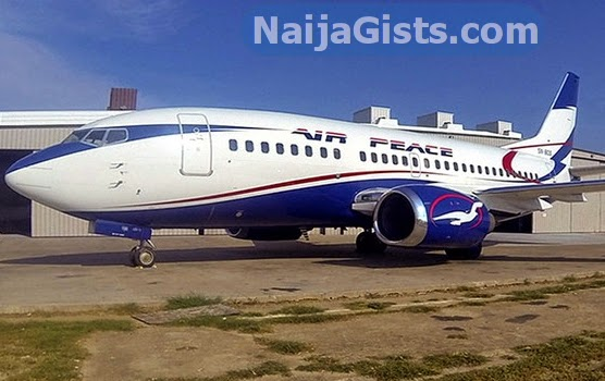 airpeace nigeria booking