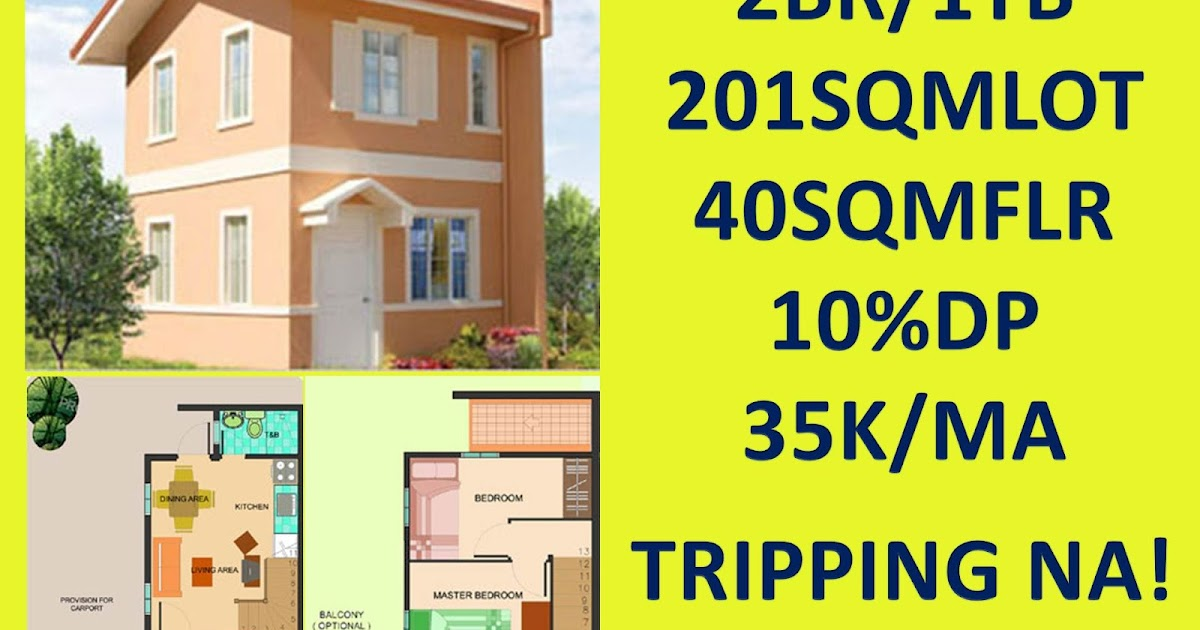 Camella Homes Molino Rent To Own