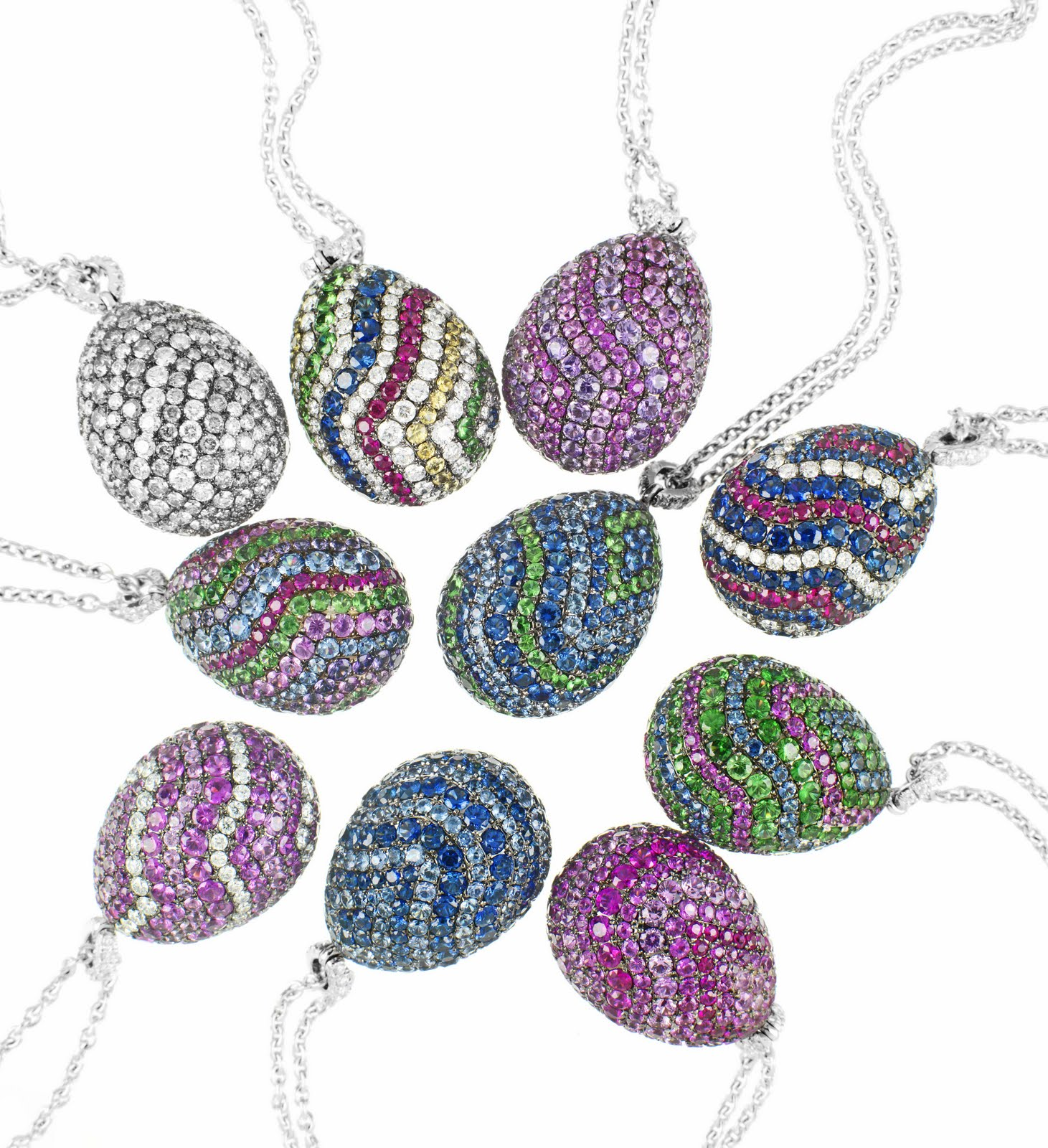 Jewelry news network the other faberg eggs the other faberg eggs aloadofball Images