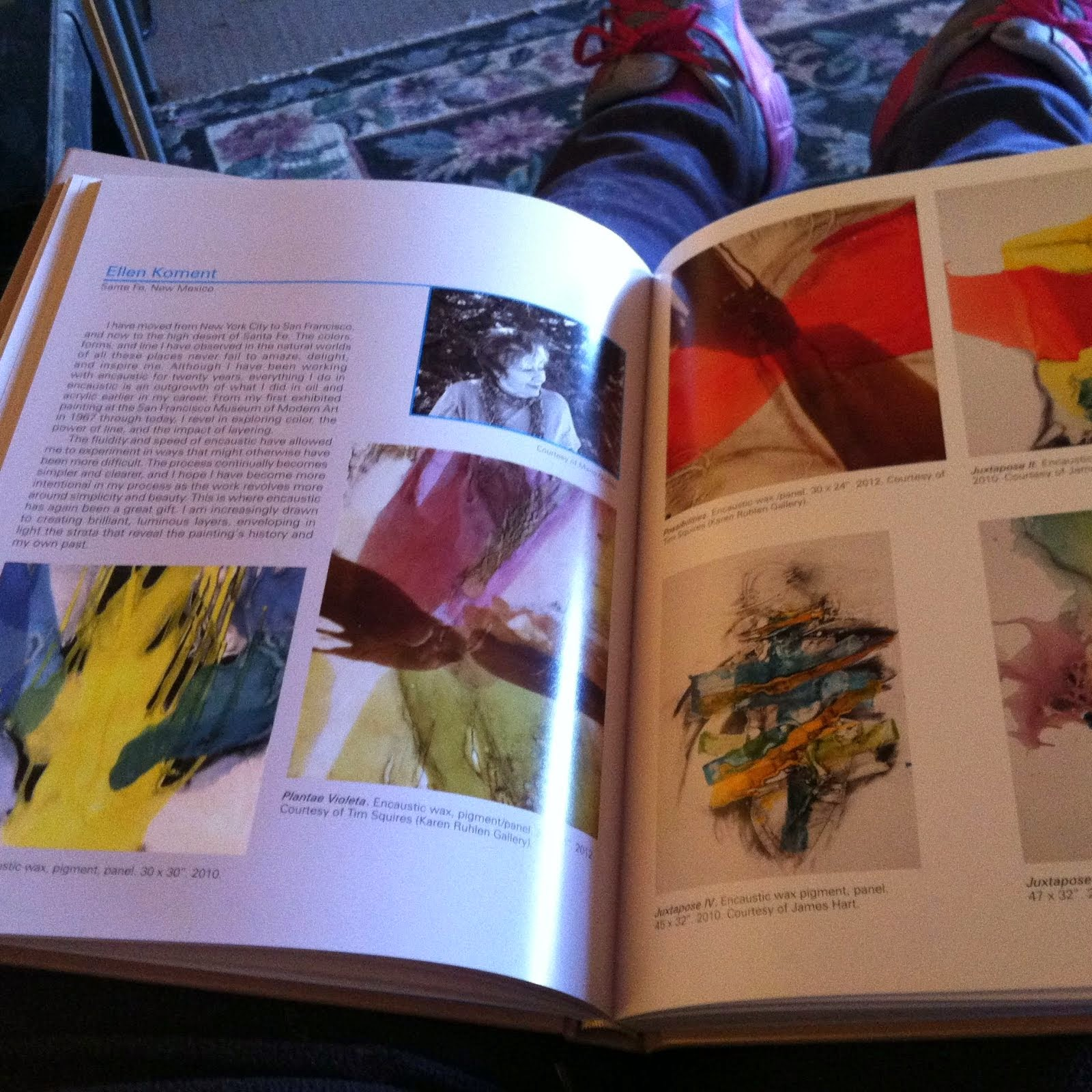 """Contemporary Art of the Southwest"" It's now available, and looking great!"
