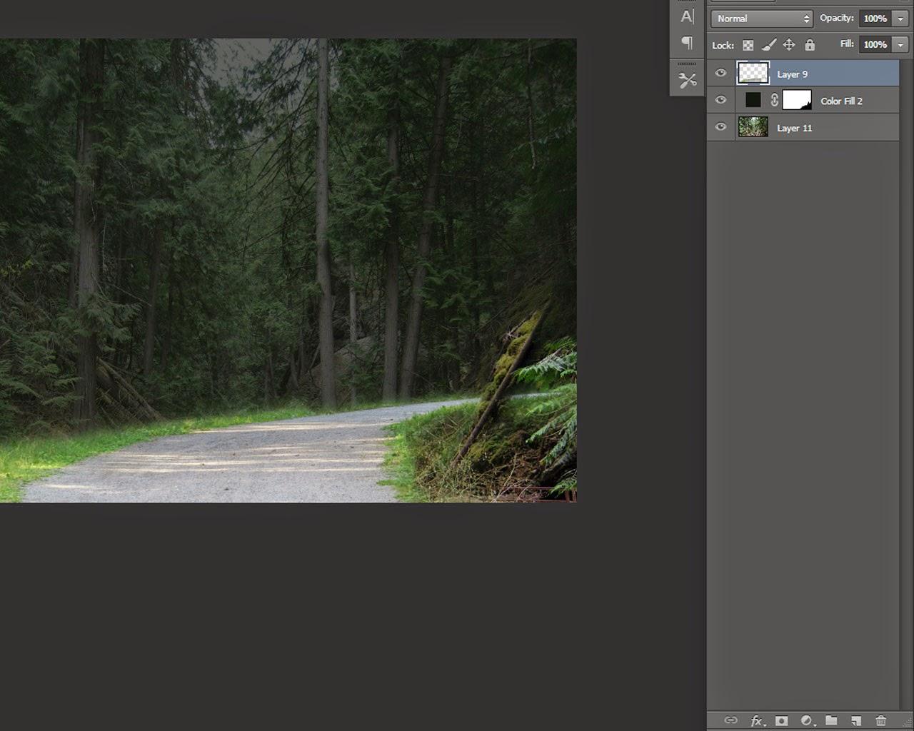 Teknik sederhana dalam mengolah Digital Imaging