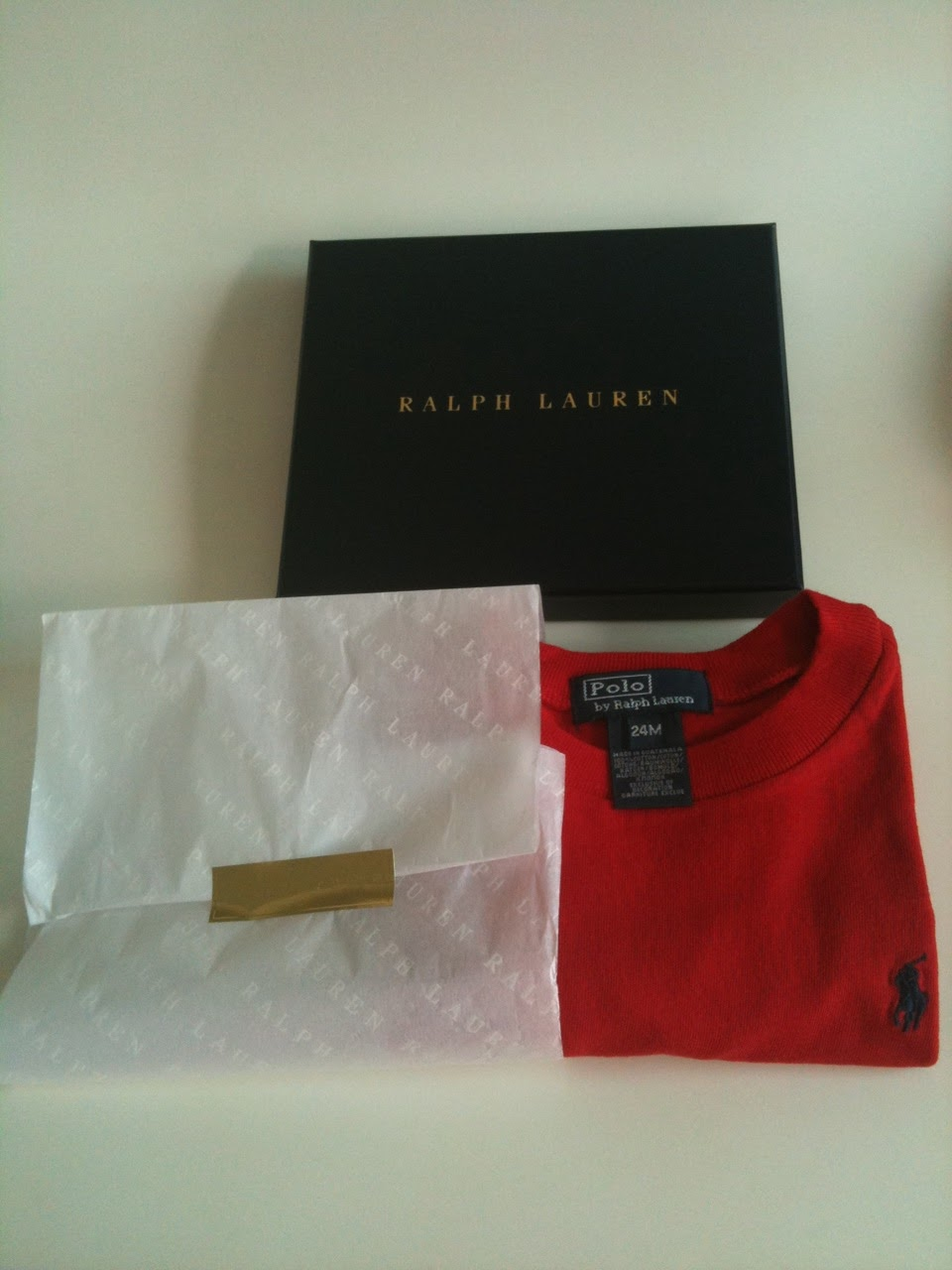 Themummyshop Ralph Lauren With Gift Boxes