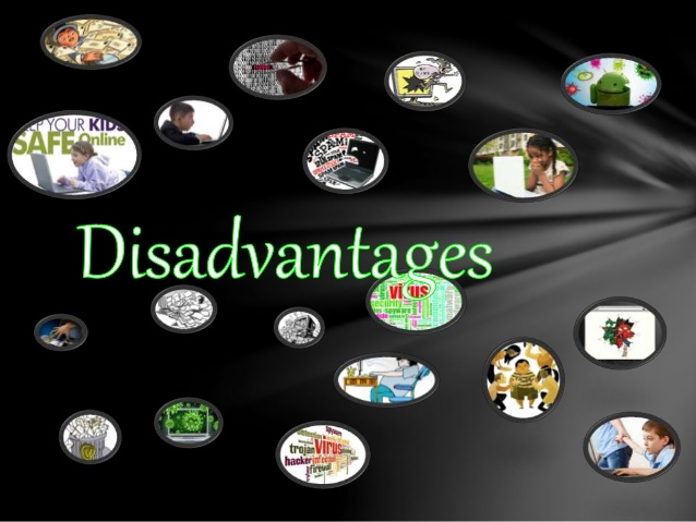 disadvantages of computer addiction What are the disadvantages of computer addiction discussing options for computer addiction treatment, one point regarding addiction to the computer needs to be made.