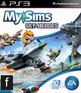 My Sims Sky Heroes - PS3