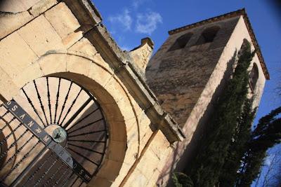Romanesque church of San Marcos in Segovia
