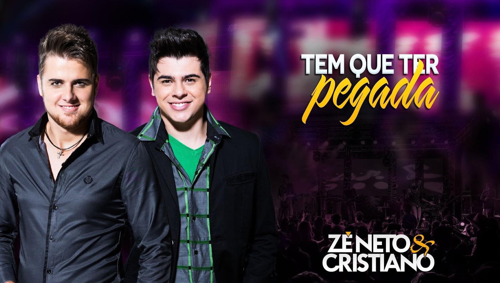 Zé Neto e Cristiano - Tem Que Ter Pegada  Part. Israel Novaes