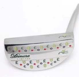 Never Compromise Dinero Putter