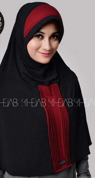Model Hijab Modern Pesta Paling Populer
