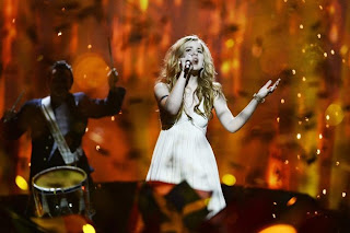 La chanteuse danoise Emmelie de Forest a remport l&#8217;Eurovision 2013
