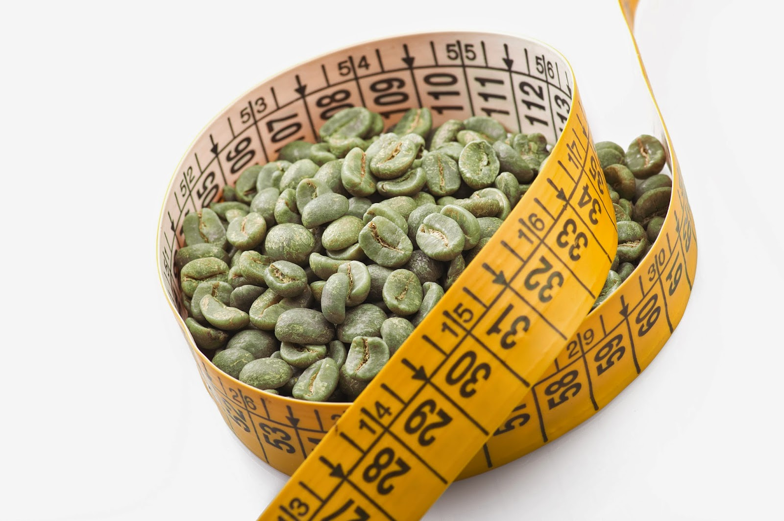 Grönt kaffeextrakt