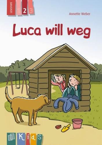 Luca will weg