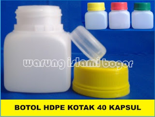 Jual Botol Tablet