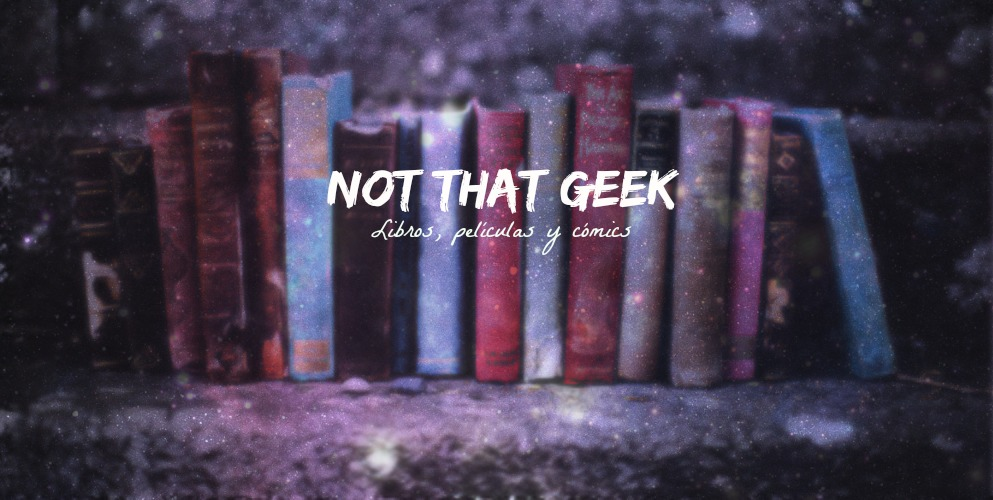 Not That Geek