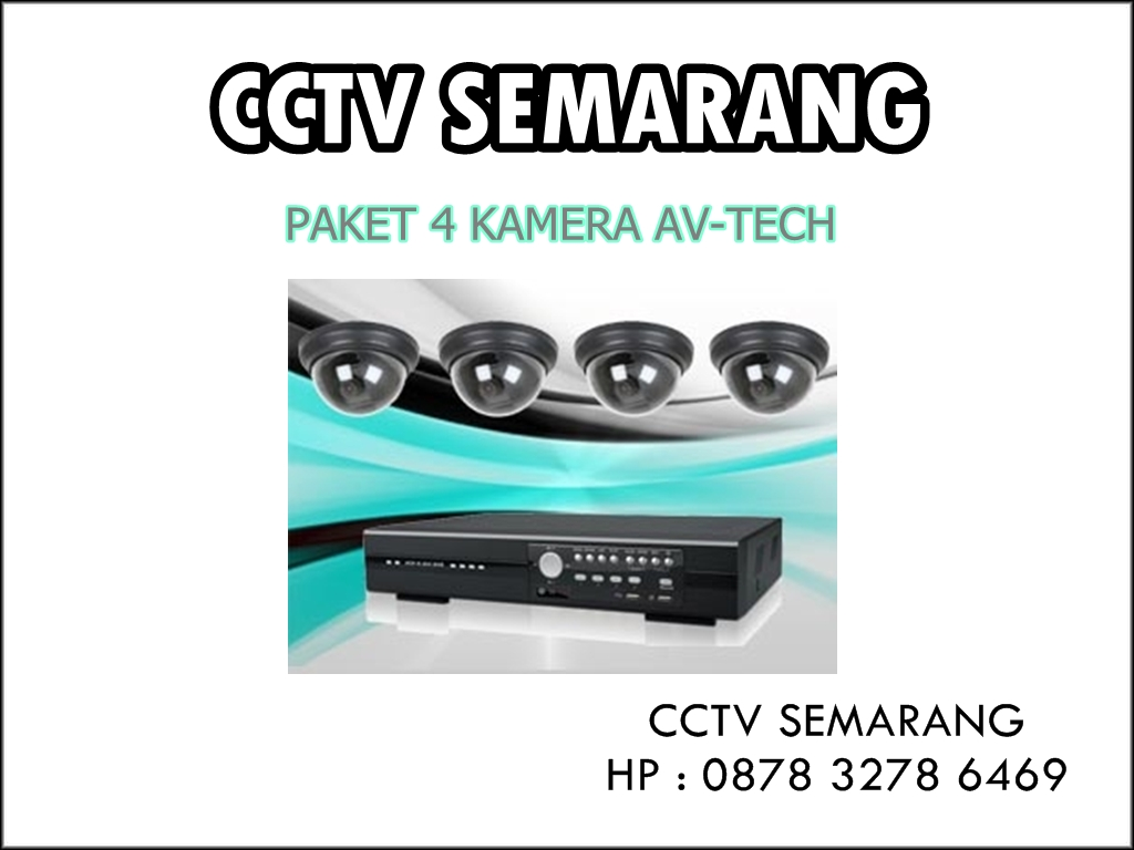 PAKET CCTV SEMARANG MURAH BERGARANSI