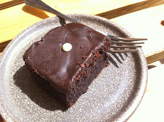 Chocolate Cake Shelford Deli