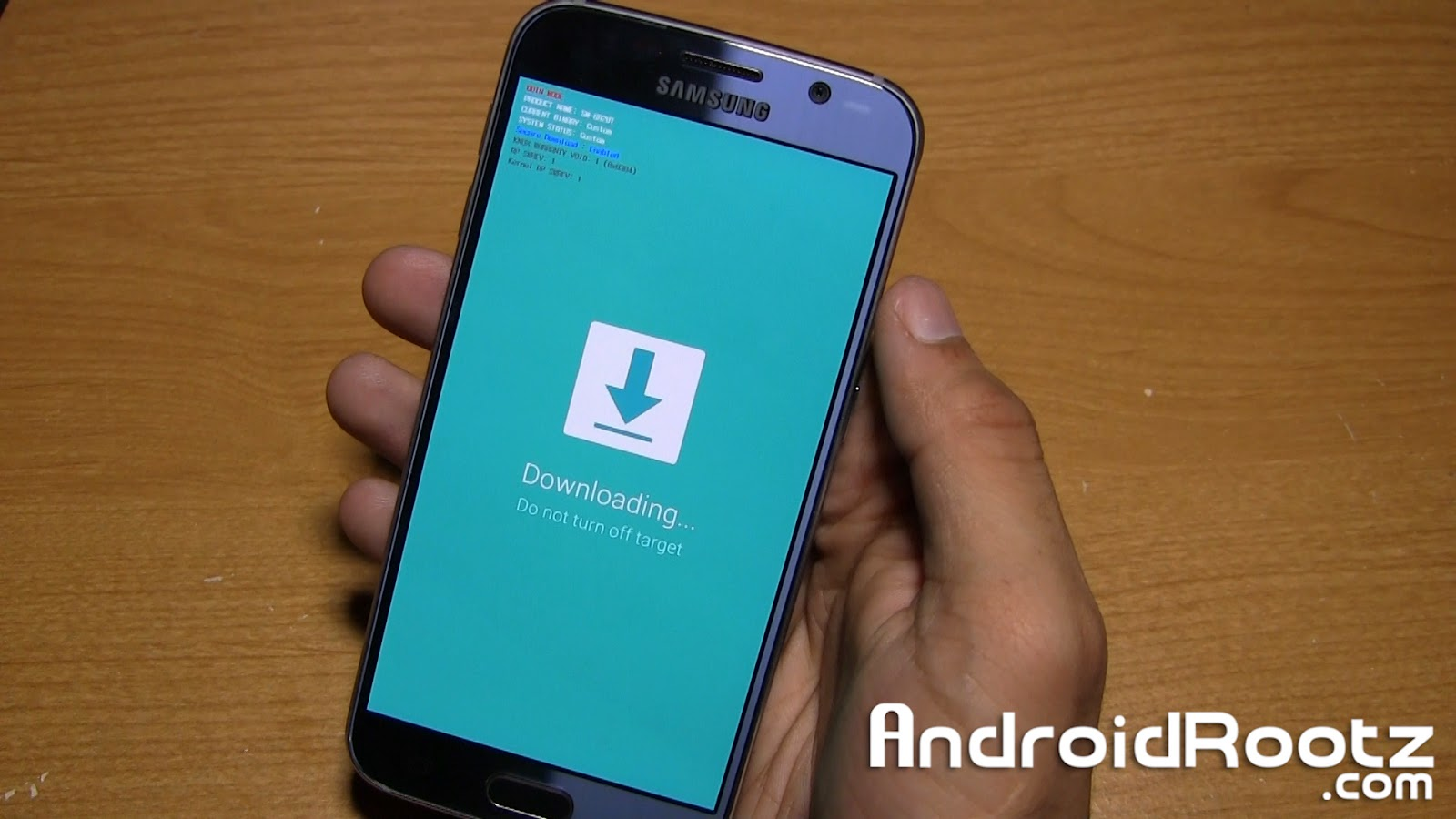 Phone Android Phone Download Mode how to enter into download mode on the galaxy s6 and check out video below