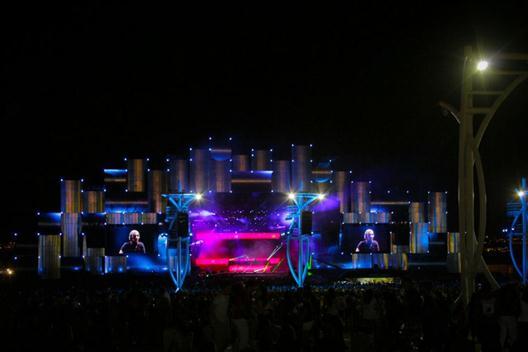 show rock in rio em madrid 2012