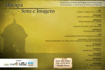 Macapá Sons e Imagens