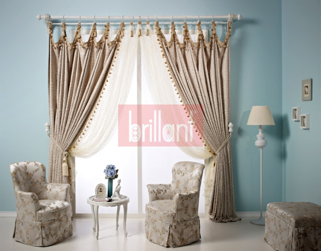Brillant Home Perde Modelleri