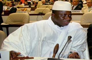 Yahya Jammeh Pemimpin Dunia Dengan Follower Paling Sedikit Di Twitter