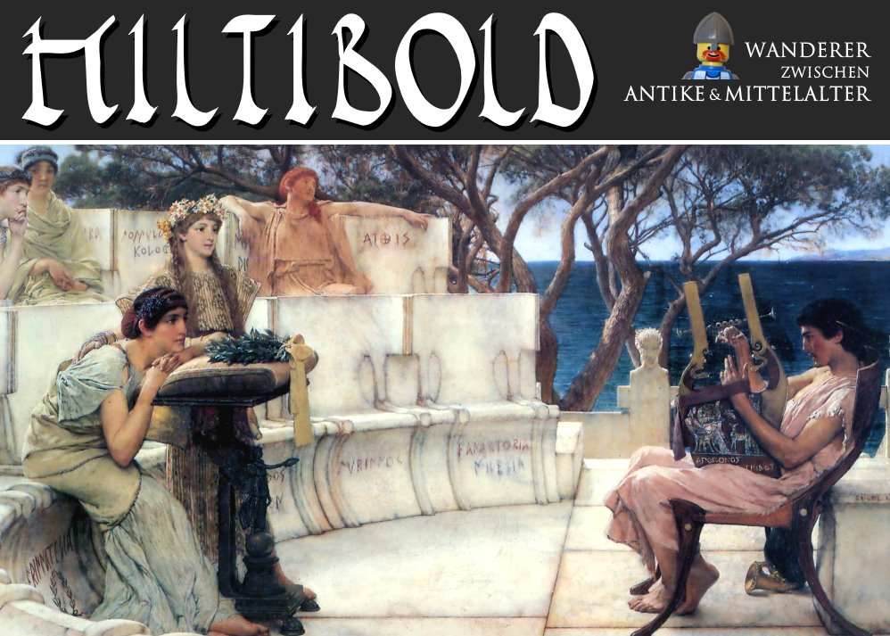 Hiltibold: Wanderer zwischen Antike und Mittelalter