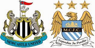 Live Streaming Newcastle vs Manchester City EPL 17 Ogos 2014