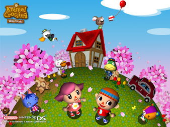 #4 Animal Crossing Wallpaper
