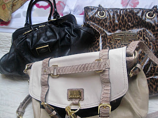 my river island handbag collection
