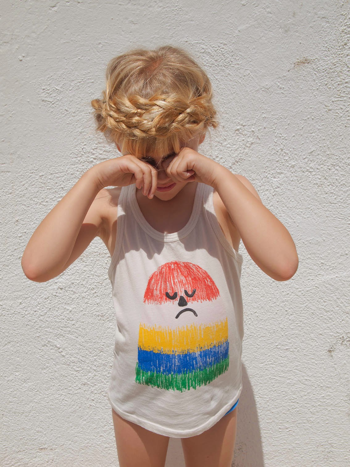 Bobo Choses Spring-Summer 2015 - monster tank