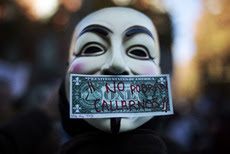 Anonymous divulgam download ilegal de discos e filmes da Sony