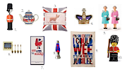 And without further ado, my favorite Queen's Diamond Jubilee souvenirs, .