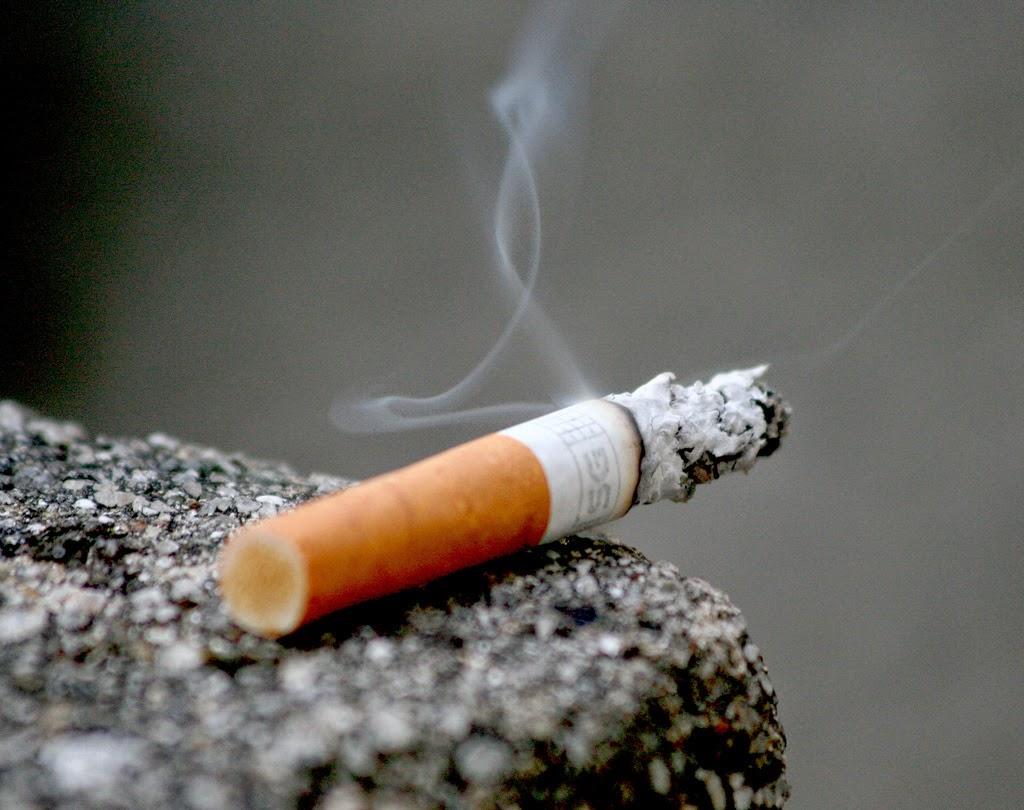Quand j'ai commencé à fumer