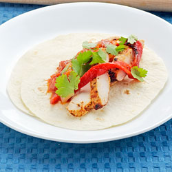 how to cook chicken fajitas without a grill