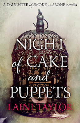 https://www.goodreads.com/book/show/18618935-night-of-cake-puppets