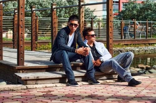 Axcel Andrew Los Brothers 2014 Realeza Urbana Magazine