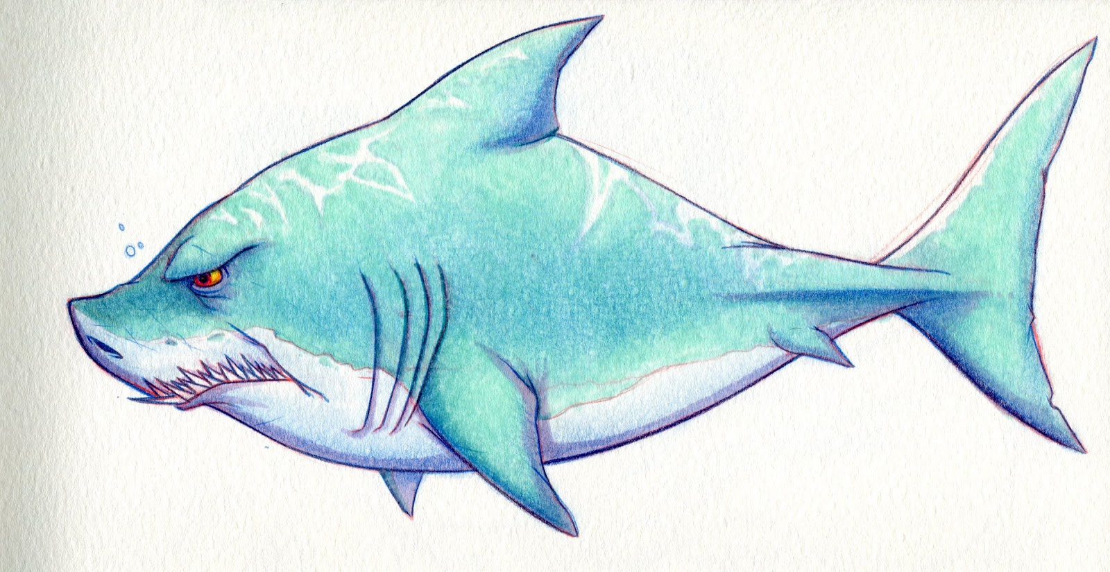 Cool Shark Drawing Drawing Pinterest Shark drawing, Shark Pictures of drawn sharks