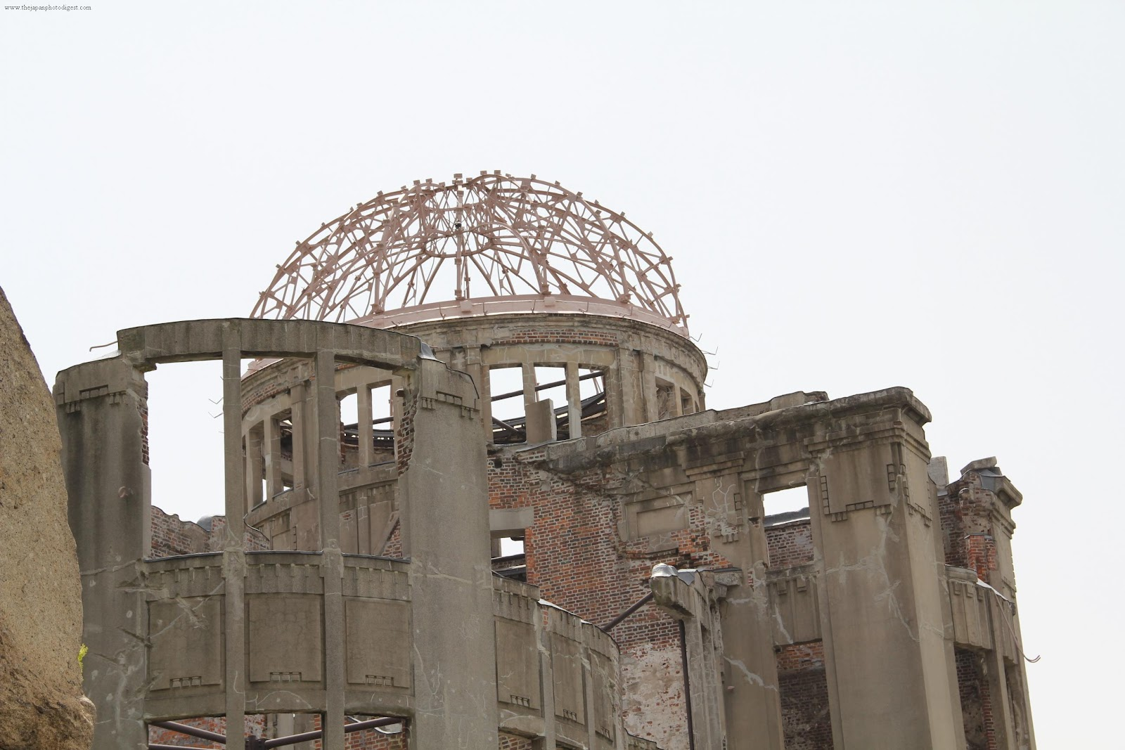 The Japan Travel Digest: Hiroshima Peace Memorial Park and Atomic Bomb Dome