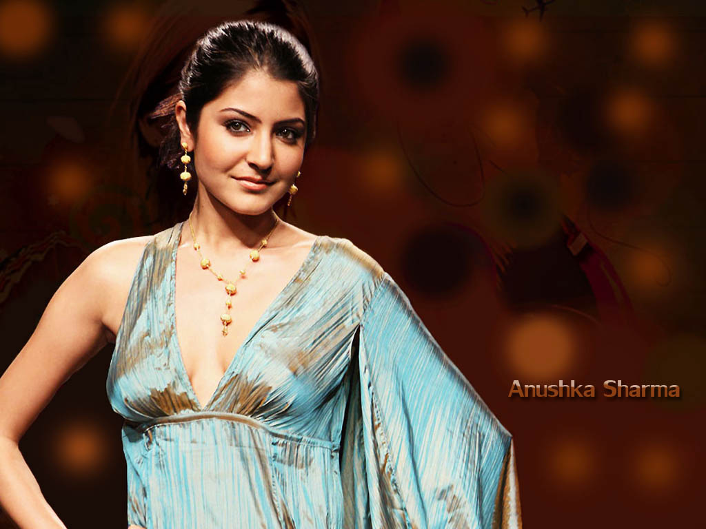Sharma show boobs anushka