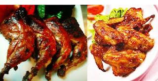 ayam panggan enak