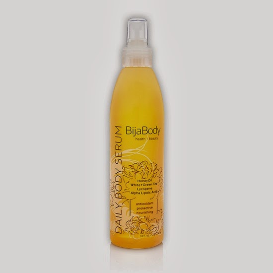 bijibody daily body serum