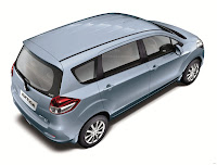 Photo: New Maruti Suzuki Ertiga Top Exterior View